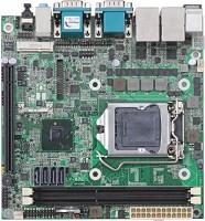 COMMELL LV-67EA Mini-ITX motherboard