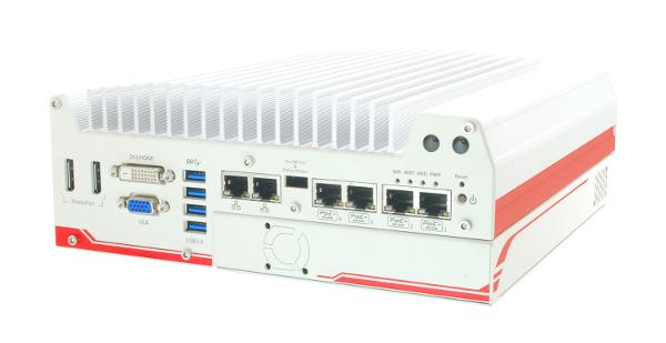 mini pc Neousys fanless pour 6eme generation (skylake) de processeurs intel