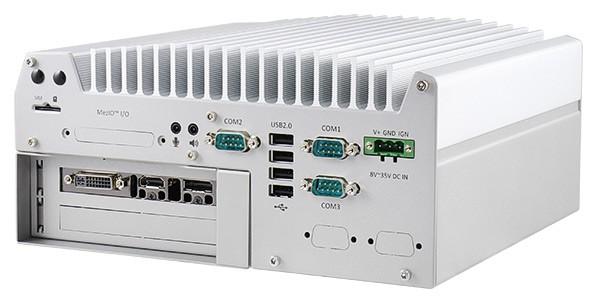 PC industriel avec nVidia GTX 950