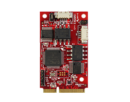 Carte mini PCIe Bus CAN
