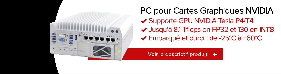 PC pour cartes graphiques NVIDIA