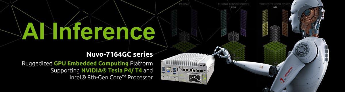 GPU Nvidia Tesla pour l'inference pour l'intelligence artificielle